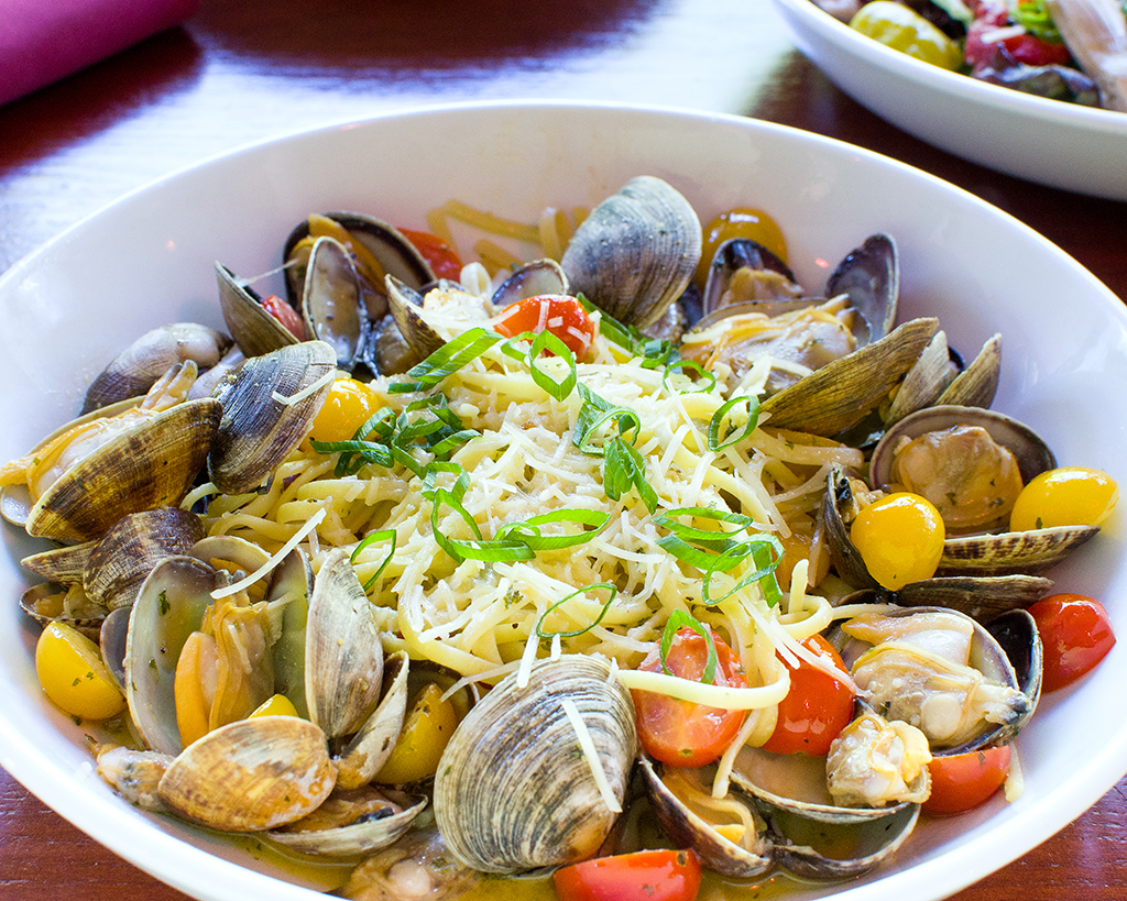 Pellegrino Fresh Clams