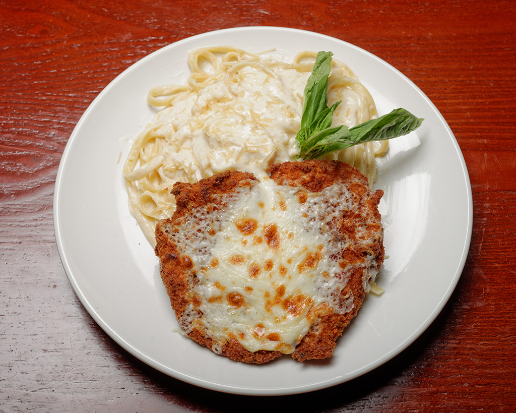 Pellegrino Northern Chicken Parmesan